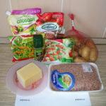 Рецепт картофельной запеканки с фаршем — пошаговый рецепт с фото: как приготовить