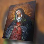 Икона Остробрамская Божьей матери